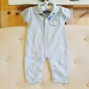 Laura Ashley baby boy outfit